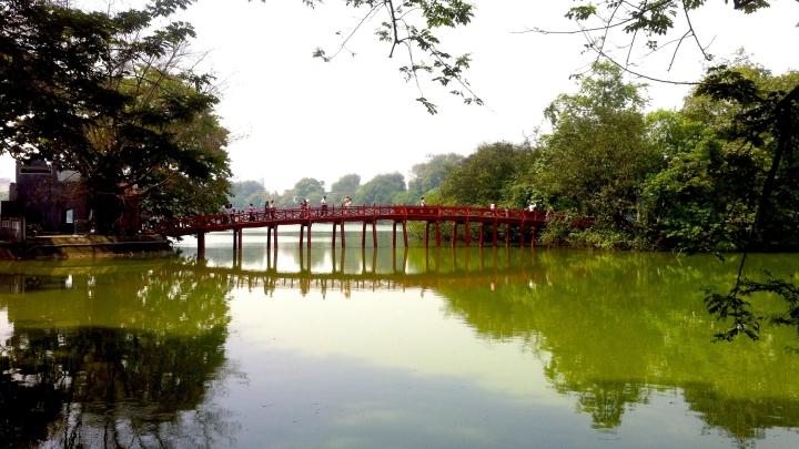 Escapade à Hanoi