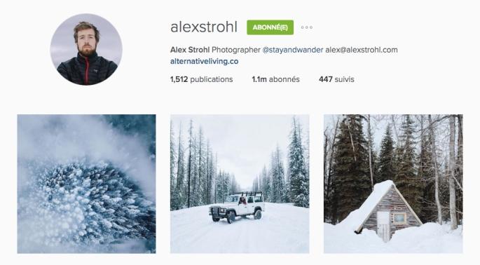 Alex Strohl
