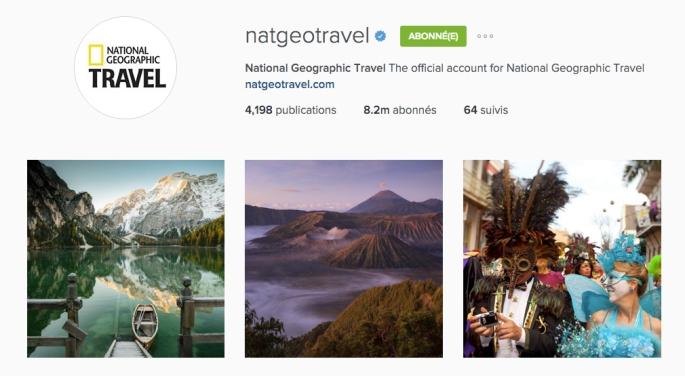 nat geo travel
