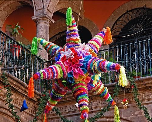 pinata-mexique