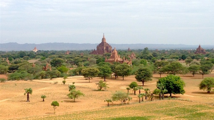 Escapade à Bagan