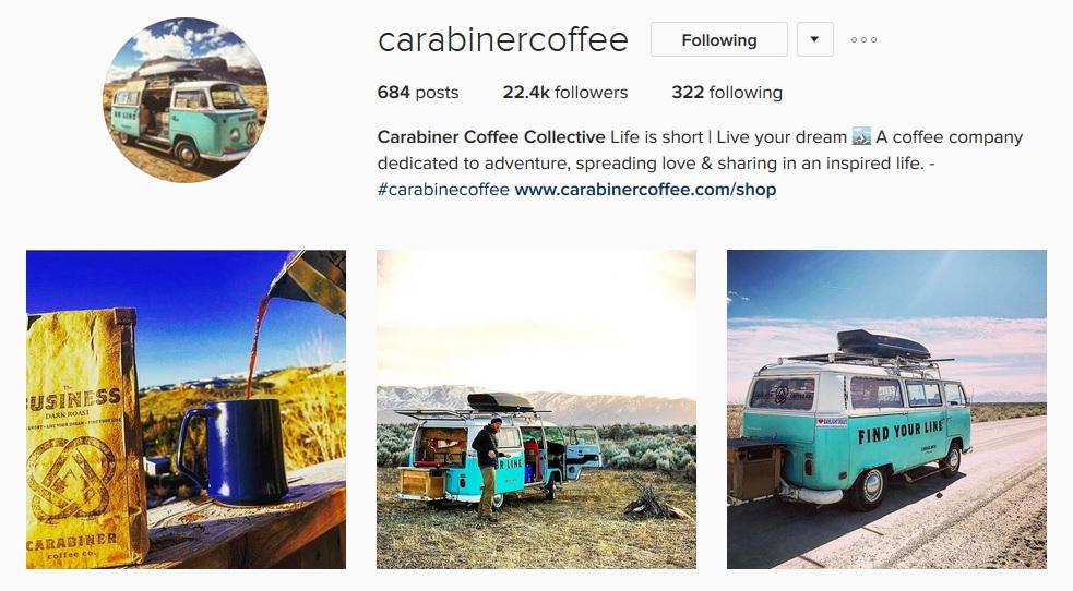 Carabiner Coffee