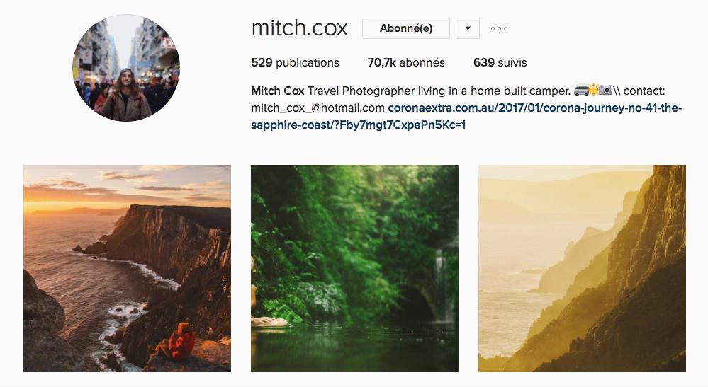 Mitch Cox