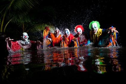 Halloween à Hawaii