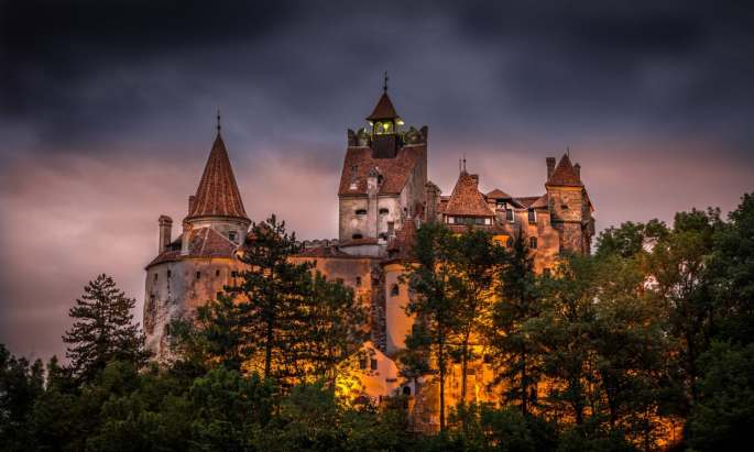Halloween en Roumanie