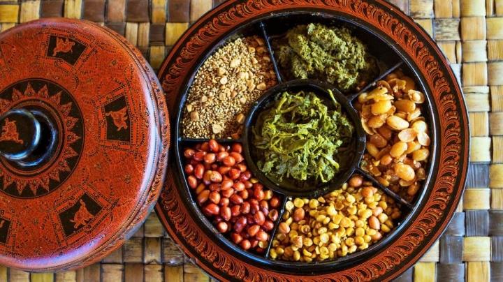 Les plats incontournables auMyanmar