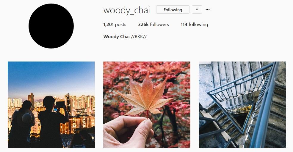 woody chai