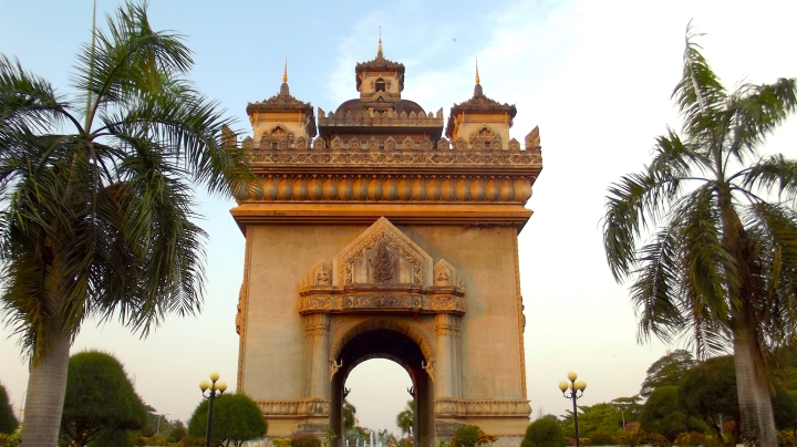 Escapade à Vientiane