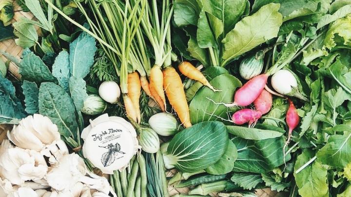 Kokkoya Organics : les veggie box débarquent à Yangon!