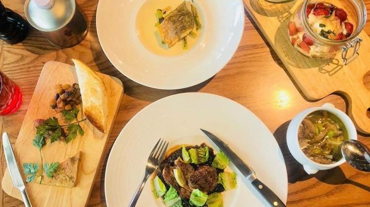 Goût de France : un dîner au top chez Babett!
