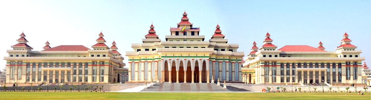 Parlement bâtiment