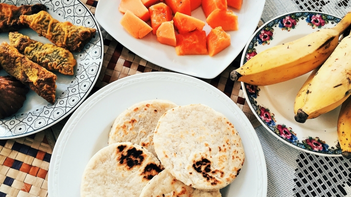 Les spécialités culinaires au SriLanka