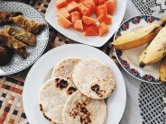 Petit-déjeuner traditionnel : un régal !