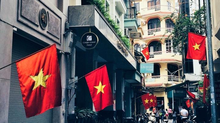 Je déménage à Hanoï!
