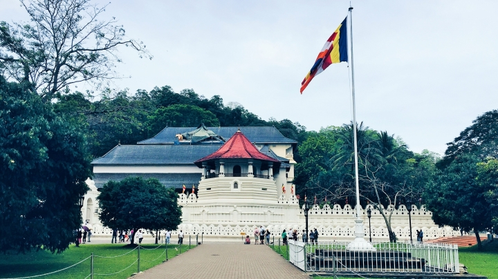 Escapade à Kandy