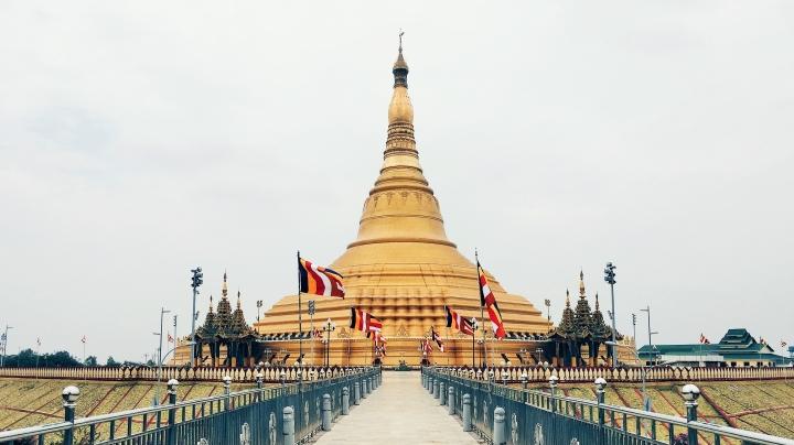 Escapade à Nay PyiDaw