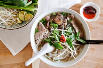 Phở vietnamien (crédit : Meat Loves Salt)