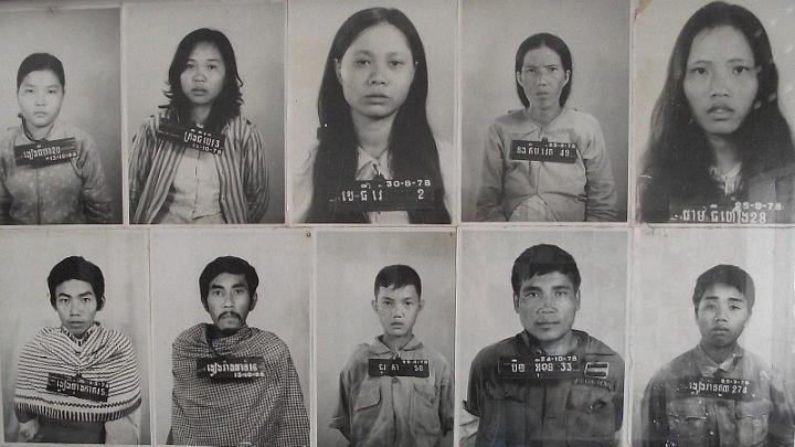 L'histoire de Sambo, survivant des Khmersrouges