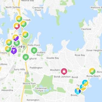 Mapstr Sydney