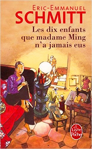 Les dix enfants que madame Ming n'a jamais eus