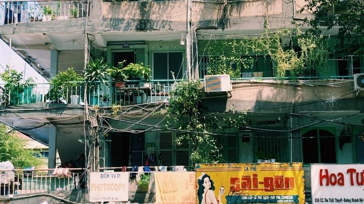 Une journée dans le District 4 à Hô Chi Minh-Ville(Saïgon)