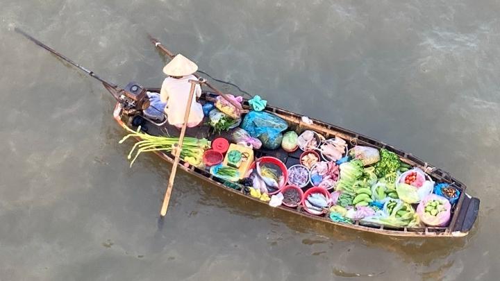 Escapade à Can Tho dans le delta duMékong