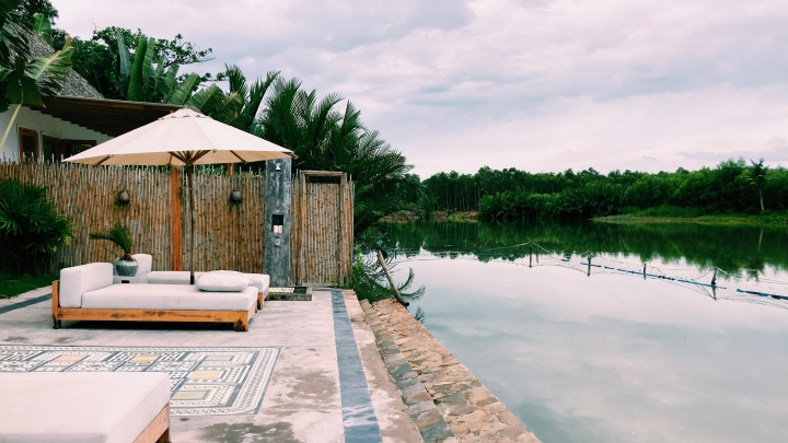 Un week-end au Chi-Bu RiversideResort