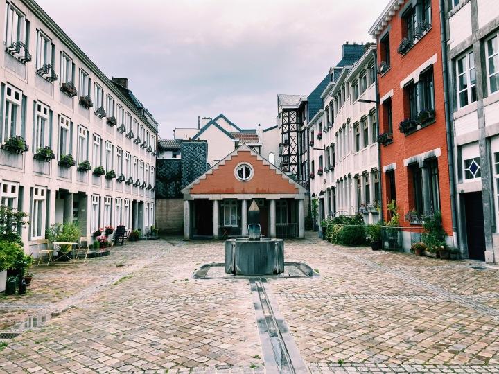 Escapade à Liège